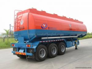 Bán rơ moóc Doosung Xitec chở xăng dầu 40m3 2016 giá 690 tr