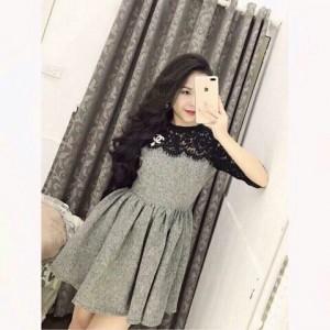 Đầm kiểu