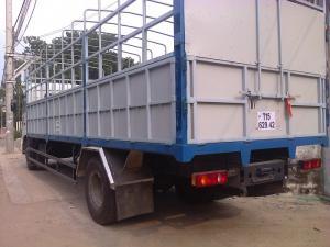 Bán xe tải B170 (4x2) tải trọng 8,75 tấn, có thùng