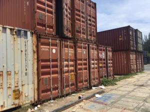 Thanh Lý Container Kho Giá Rẻ Nhất tại Quy Nhơn, LH Ms Xuân