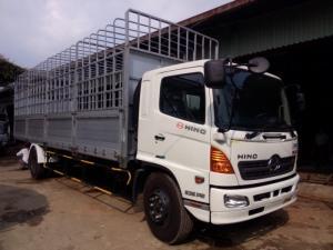 Sở hữu xe tải Hino FG8JPSL 9.4 tấn trả trước chỉ 20% giá trị xe, xe có sẵn