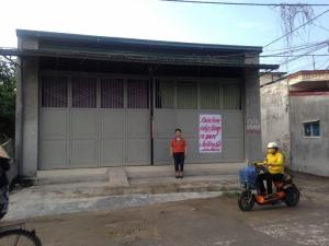 Tôi Cần bán gấp nhà mặt đường số 257B Đường Đồng Hòa. Phường Đồng Hòa.