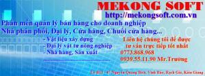 Phần mềm quản lý bán hàng tại Kiên Giang
