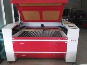 Máy Laser 1390, máy cắt khắc laser gia công trên mọi vật liệu phi kim giá rẻ