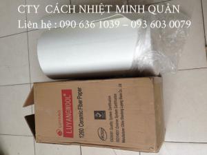 Bìa cách nhiệt ceramic độ dày 2,3,5,6 mm