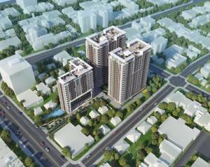 Thanh toán 25% sở hữu ngay - căn hộ luxucity quận 7 - nhận nhà đón tết, 1.9 tỷ/2pn