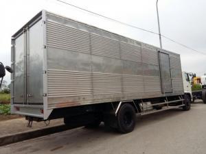 Bán xe tải Hino FG8JPSL 9 tấn thùng kín bảo ôn giá 1 tỷ 160 triệu, mới 100%