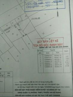 Đất thổ cư 132m, ngang 5m dài 26m vuông vức