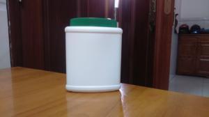 Hủ nhựa đựng thuốc bảo vệ thực vật, hủ nhựa đựng bột thủy sản, chai nhựa chứa vi sinh