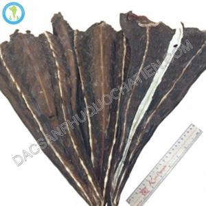 Khô cá đuối đen Phú Quốc, món ngon bổ dưỡng từ đảo ngọc.