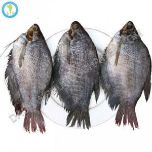 Khô cá sặc loại đặc biệt, to ngon thịt ngọt (7-8 con/kg), đậm đà hương vị miền tây.