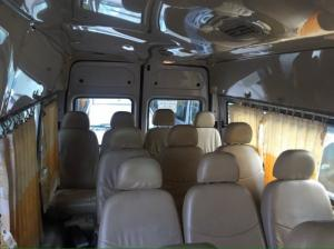 Transit 2013 xe cty XHD