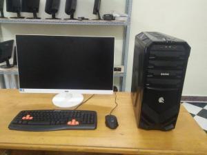 PC H61 GIGABYTE I5 2400 3,2GHZ R4GB VGA 1,7GB ONBOARD HDD 160GB