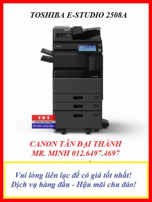 Toshiba 2508A hoàn toàn mới, chuyên dụng photocopy, cấu hình cao, chất lượng hàng đầu!