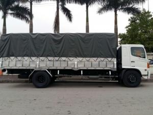 Xe tải Hino FG8JPSU chỉ 20% giá trị xe, xe có sẵn, giá 1 tỷ 160 triệu