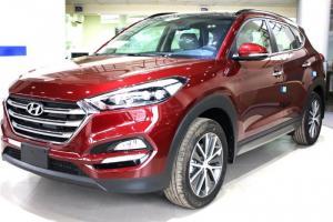 Hyundai Tucson 2016 full option bản đặc biệt