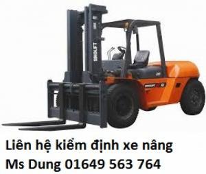 Đơn vị kiểm định an toàn các loại máy móc thiết bị công nghiệp.