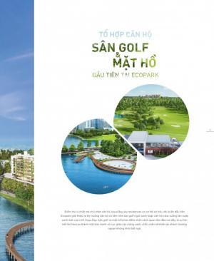 Ecopark mở bán căn hộ cc aquabay sky residences