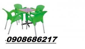 Bàn ghế cafe giá rẻ nhất