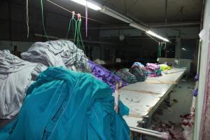 Xưởng may quần áo xuất khẩu - Xưởng may gia công Trang Trần