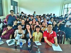 Khai giảng lớp kế toán trưởng tại bến tre