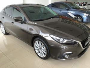 Mazda 3 Hatchback Trẻ Trung và Năng động