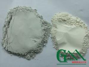 Bentonite, đá hạt bột đá CaCO3, Vôi CaO
