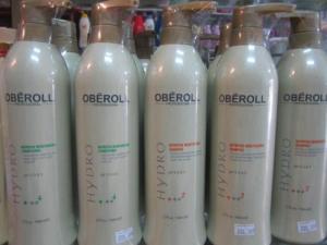 Dầu gội và Xả Oberol Xuất Ý