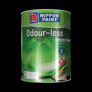 Sơn nội thất Nippon OdourLess Deluxe All-in-1
