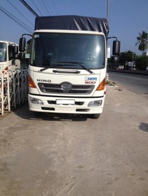 Xe tải HINO 6 tấn