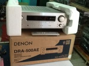 Bán chuyên ampli Denon DRA  500AE còn 98% mới hàng tuyển chọn  về .