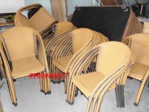 Cần thanh lí 50 bộ bàn ghế cafe