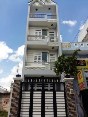 Bán nhà đường 16 Gò Xoài quận Bình Tân