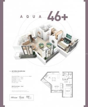 Căn 46 m2