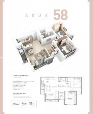 Căn 58 m2