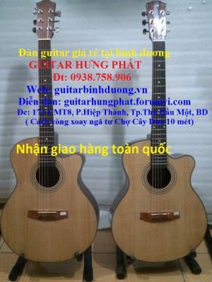 Bán Đàn Guitar Giá Rẻ từ 390k tại Bình Dương
