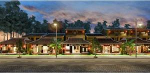 Dự án Time Hội An với quy mô 10.5 ha, 300 lô, khách sạn Time Hotel