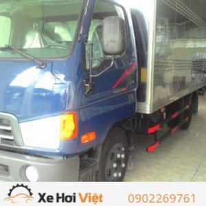 Tặng 100% thuế trước bạ khi Mua bán xe Hyundai mighty,Xe Tải Hyundai HD450 4.1 tấn, giá xe Tải Hyundai Bà Rịa Vũng Tàu