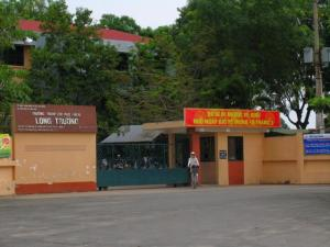 trường cấp 3