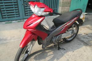 Honda Wave S 110cc, nguyên zin, MÀU ĐỎ