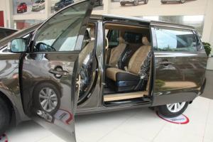 Kia Sedona mẫu xe 7 chỗ cỡ lớn với thiết kế hiện đại sang trọng đã ra mắt.