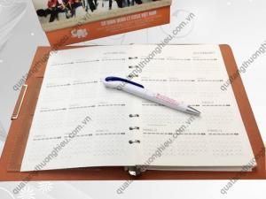 Quà tặng lịch để bàn