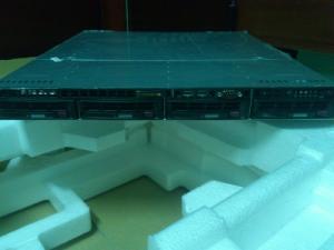 Máy chủ SuperMicro 1U - Intel Xeon QC E3-1230 V2 3.3Ghz, 8MB