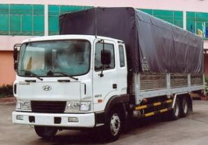 Xe Hyundai HD210 13,5 tấn 3 giò rút giá tốt...