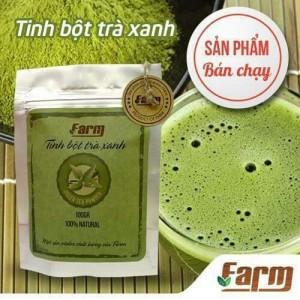 Tinh bột trà xanh