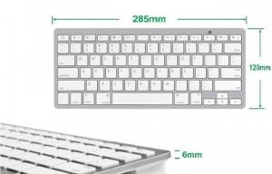Keyboard Bluetooth KB16 MINI , kết nối IPHONE, IPAD, LAPTOP - MSN388054
