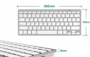 Keyboard Bluetooth KB16 MINI , kết nối IPHONE, IPAD, LAPTOP
