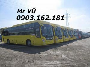 Giá xe khách giường nằm thaco mobihome ; bán xe khách thaco 44 giường