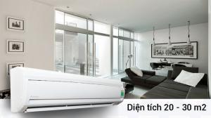 Máy lạnh treo tường Daikin 2 ngựa - 2hp tiết kiệm điện bán chạy số 1 được sự lựa chọn từ khách hàng.
