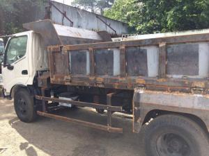 Xe ben Hino WU342-130 4.5 tấn giá siêu hấp dẫn